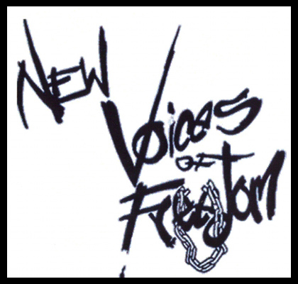 NEW VOICES OF FREEDOM
